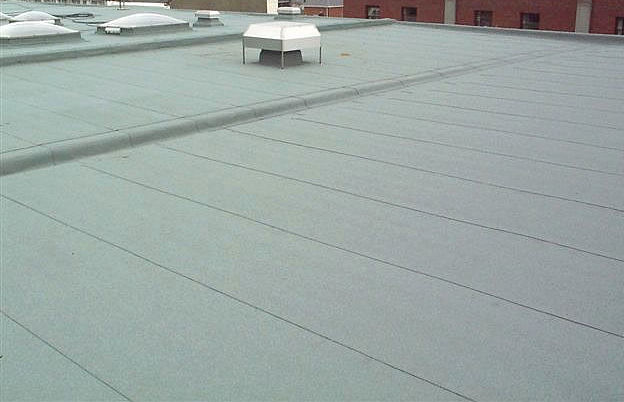 Commercial roofing commercial roof types Type of roofing materials